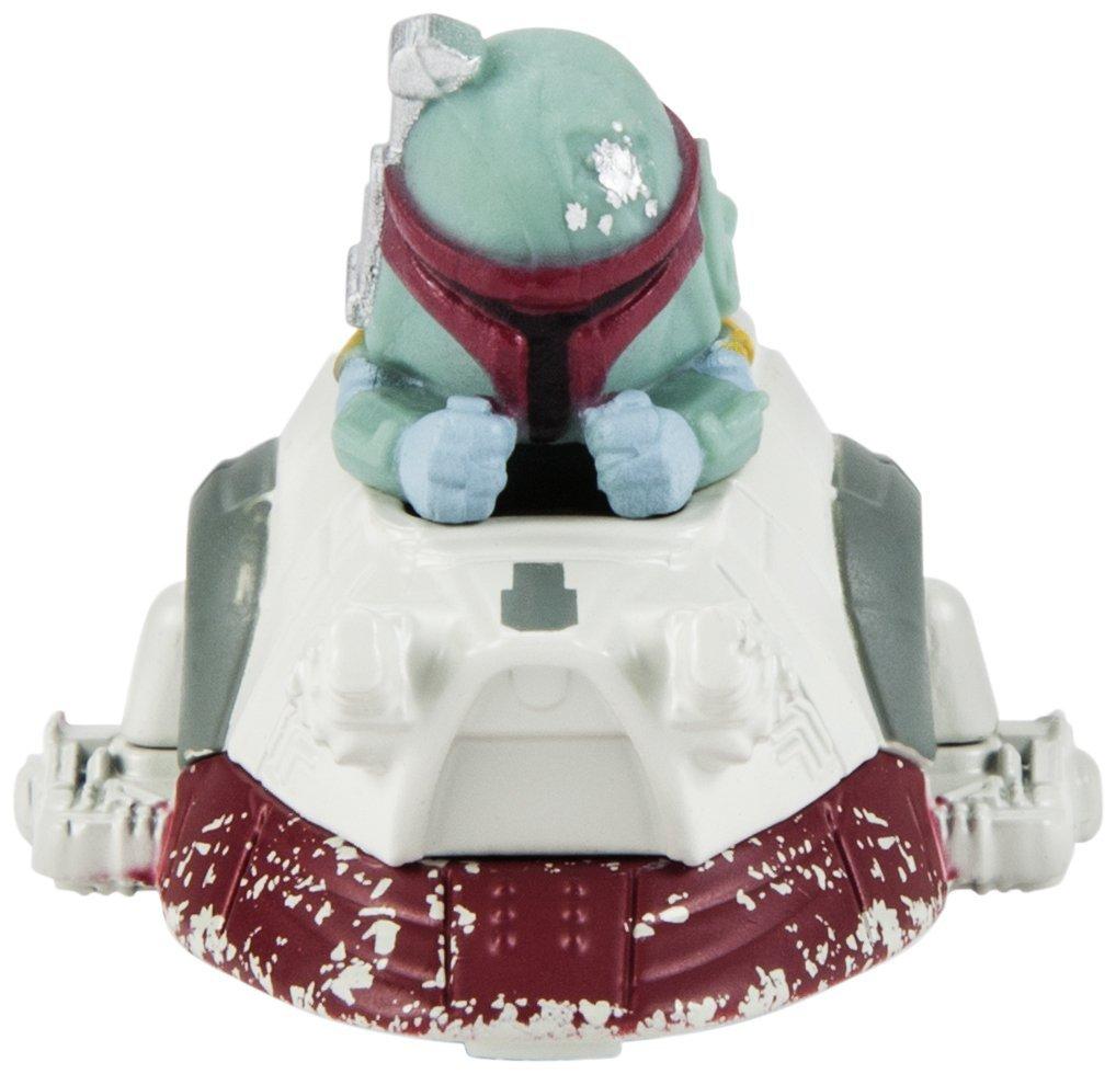 TLJ HW Boba Fett Slave I Battle Roller Vehicle Toy 2