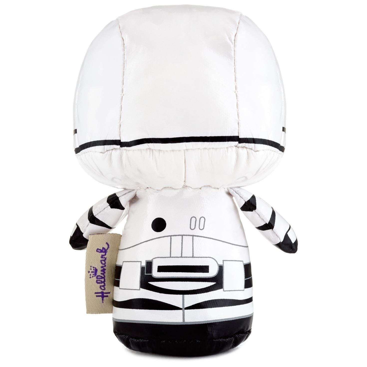 TLJ FO Stormtrooper Itty Bittys Plush Toy 2