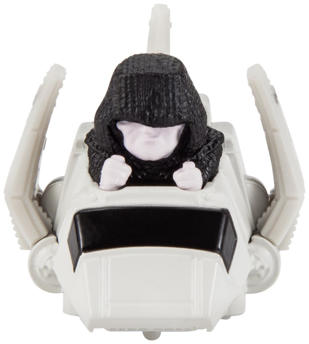 TLJ HW Emperor Palpatine Imperial Shuttle Battle Roller Vehicle Toy 2
