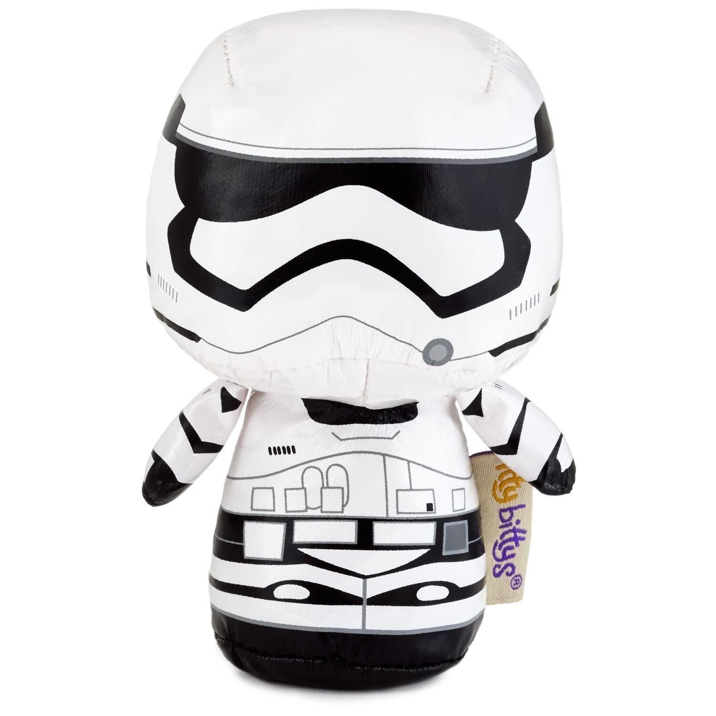 TLJ FO Stormtrooper Itty Bittys Plush Toy 1