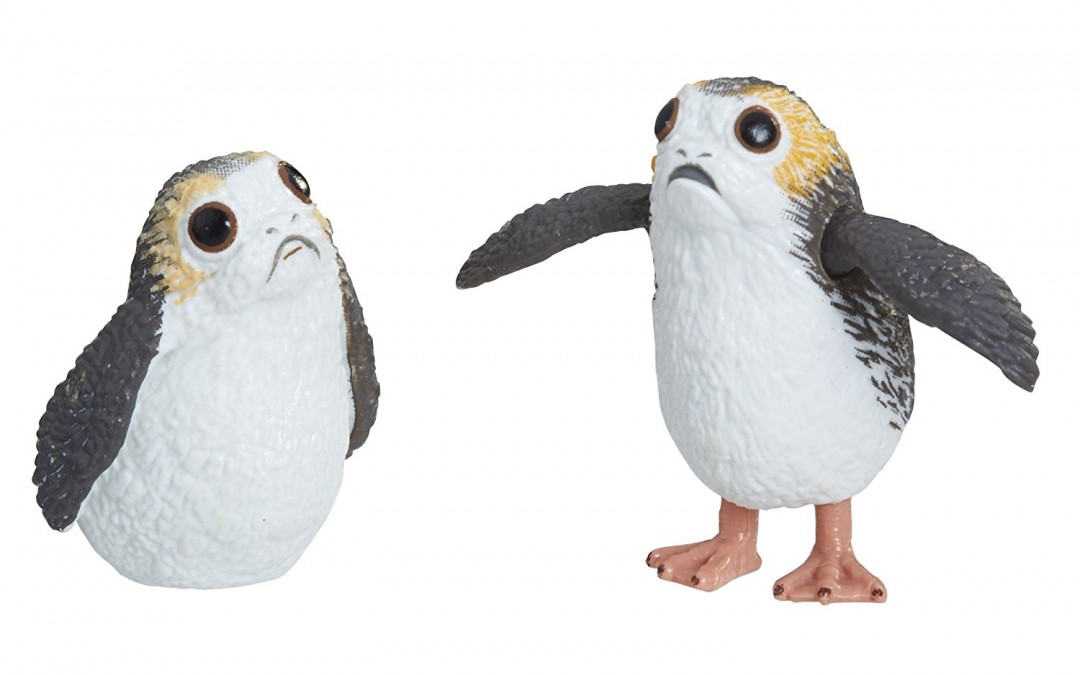 New Last Jedi Black Series Porg Figure 2-Pack available on Amazon.com