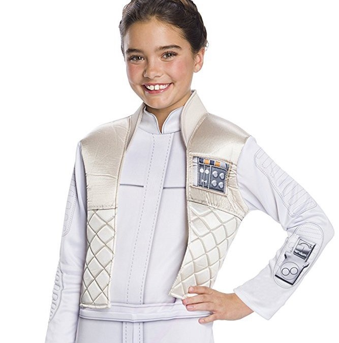New Forces Of Destiny Deluxe Princess Leia Organa Costume available for pre-order on Amazon.com