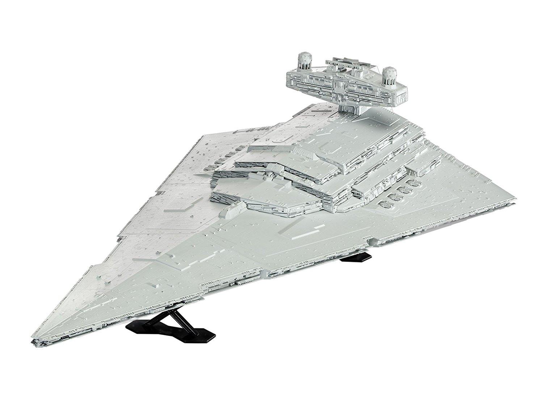 TLJ (ANH) Imperial Star Destroyer Level 4 Model Kit 2