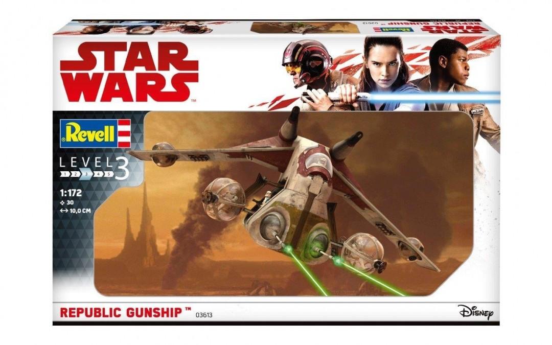 New Last Jedi Level 3 and 4 Model Kits Rundown!