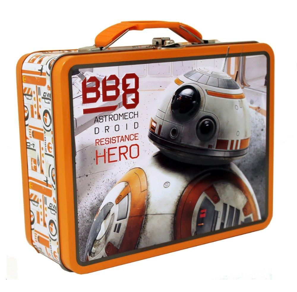TLJ CAT BB-8 Lunchbox