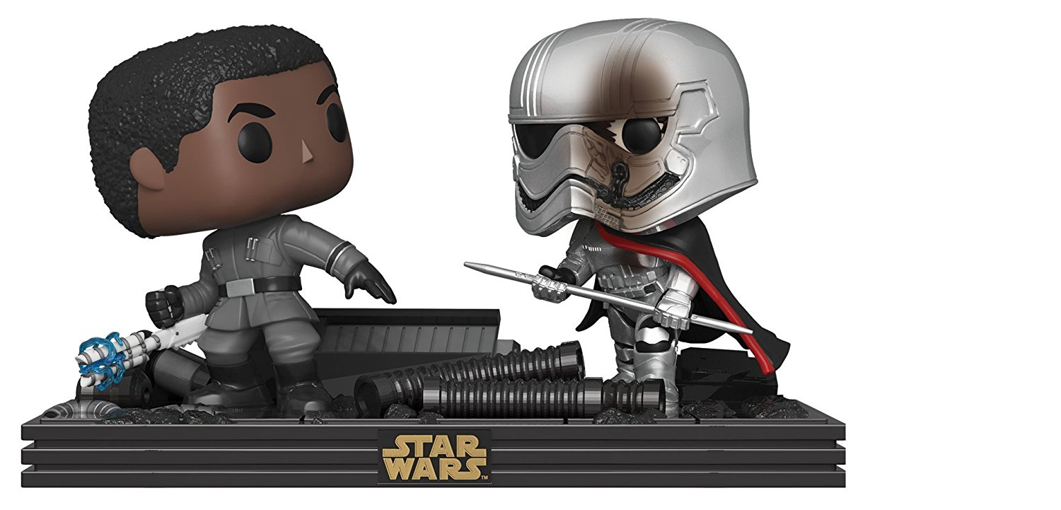 TLJ FP Rematch on the Supremacy Bobble Head Toy Set 2