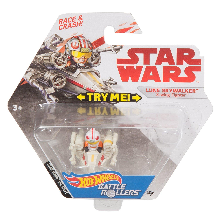 TLJ Luke Skywalker Battle Rollers Vehicle Toy 1