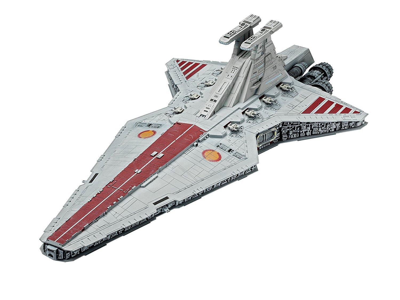 TLJ Republic Star Destroyer Level 3 Model Kit 2