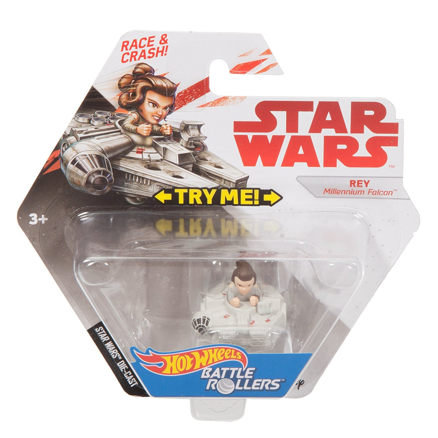 TLJ Rey Battle Rollers Vehicle Toy 1