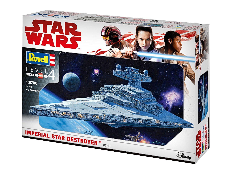 TLJ (ANH) Imperial Star Destroyer Level 4 Model Kit 1