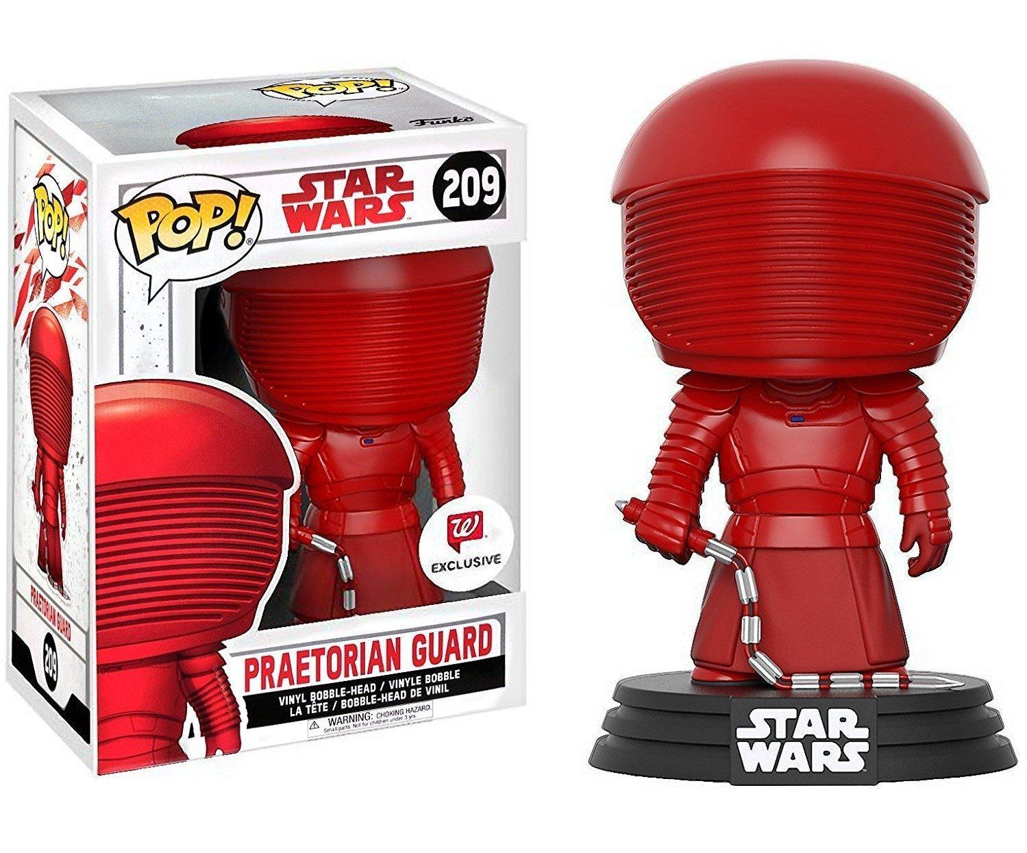 TLJ Praetorian Guards Bobble Head Toy Bundle 3