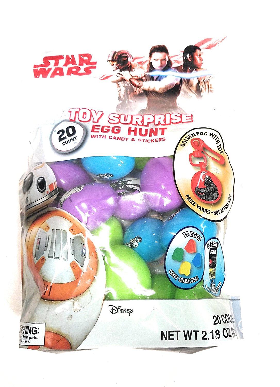 TLJ Surprise Easter Egg Hunt Pack