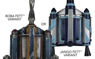 New Star Wars themed Mandalorian Jetpack Kit available on Anovos.com