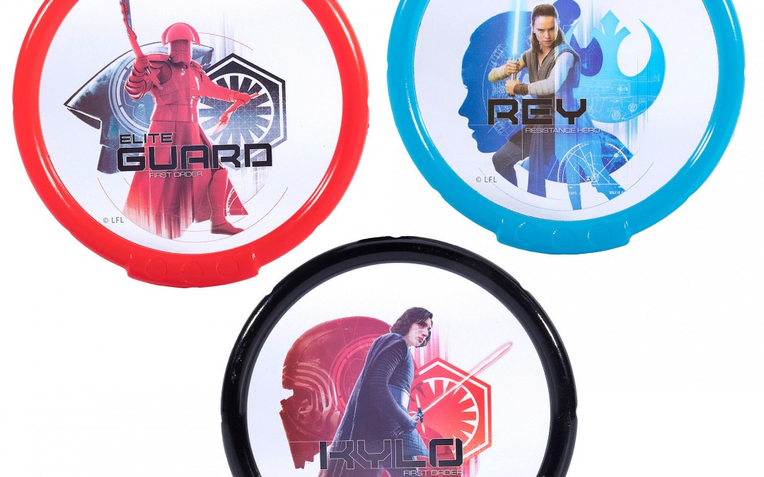New Last Jedi Swim Ring Set available on ShopDisney.com
