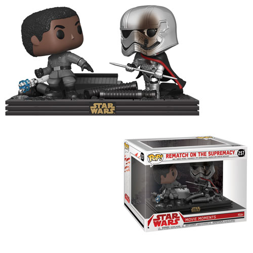 TLJ FP Rematch on the Supremacy Bobble Head Toy Set 1