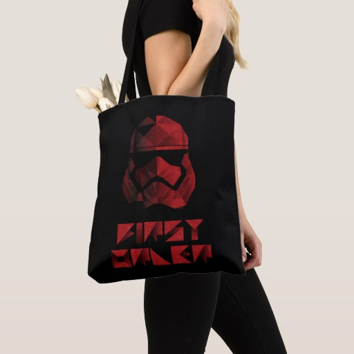 New Last Jedi Captain Phasma Tote Bag available on ShopDisney.com
