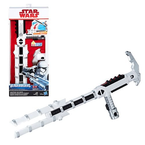 New Last Jedi Bladebuilders Electronic Riot Baton available on Amazon.com