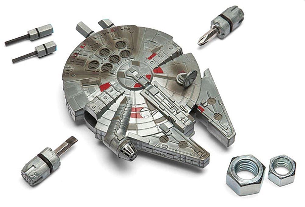 SW Millennium Falcon Multi-Tool Kit 1