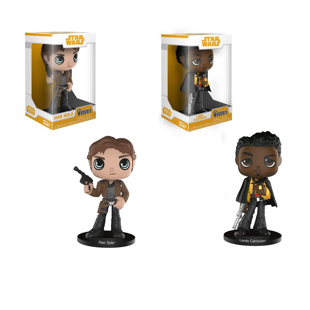 Solo: ASWS FP Wobbler Figure Set