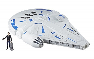 New Solo Movie Force Link 2.0 Kessel Run Millennium Falcon Vehicle Toy available on Amazon.com