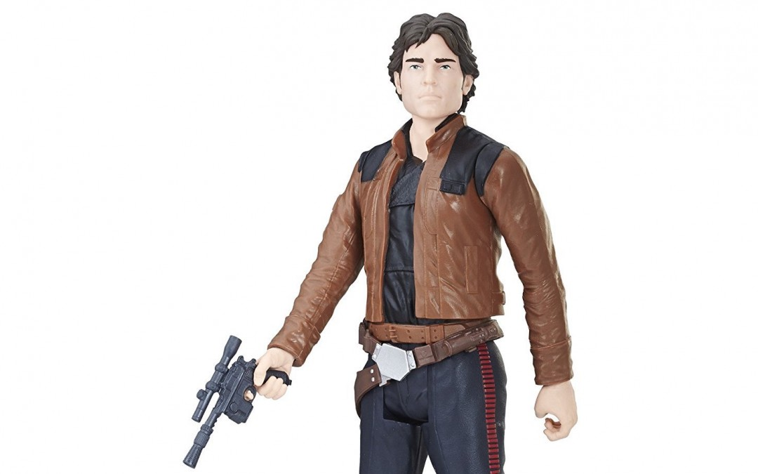 New Solo Movie 12-inch Figures Rundown!