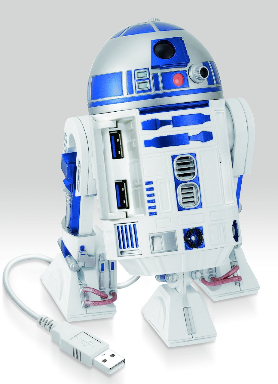 SW R2-D2 USB Charging Hub 1