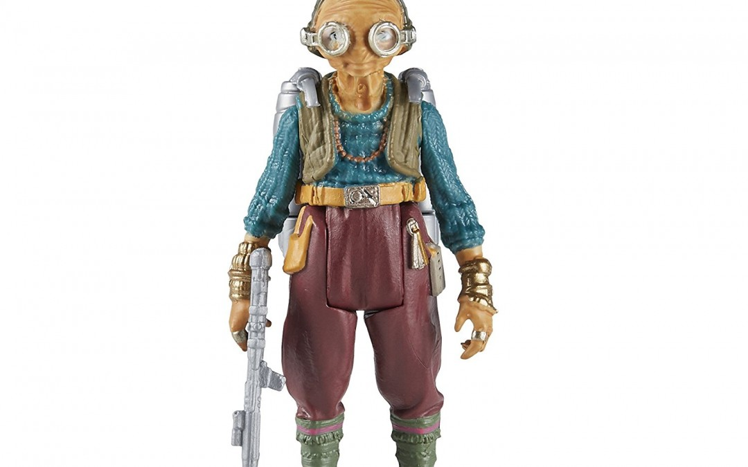 New Solo Movie (The Last Jedi) Force Link 2.0 Maz Kanata Figure available on Walmart.com