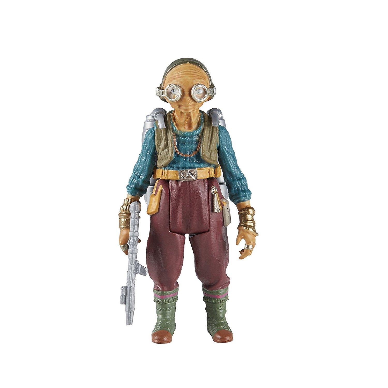 Solo: ASWS (TLJ) Force Link 2.0 Maz Kanata Figure 2