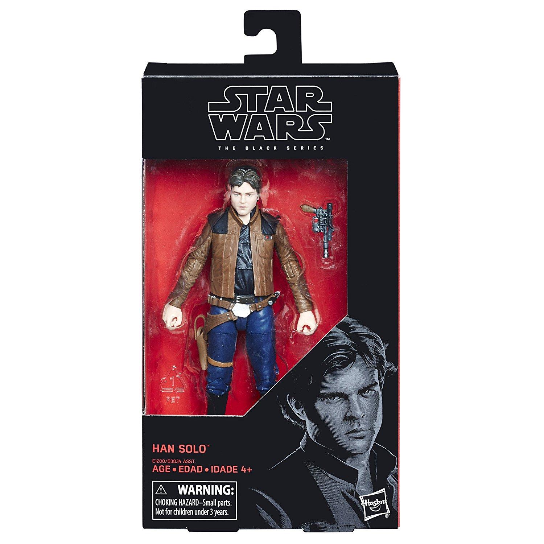 """Solo: ASWS BS 6"""" Han Solo Figure 1"""