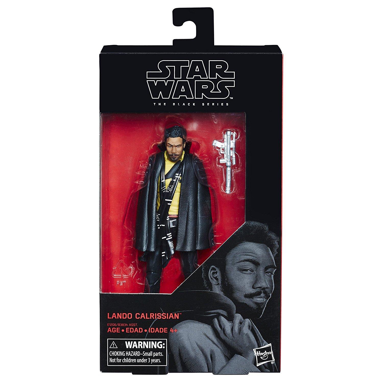 "Solo: ASWS 6"" BS Lando Calrissian Figure 1"