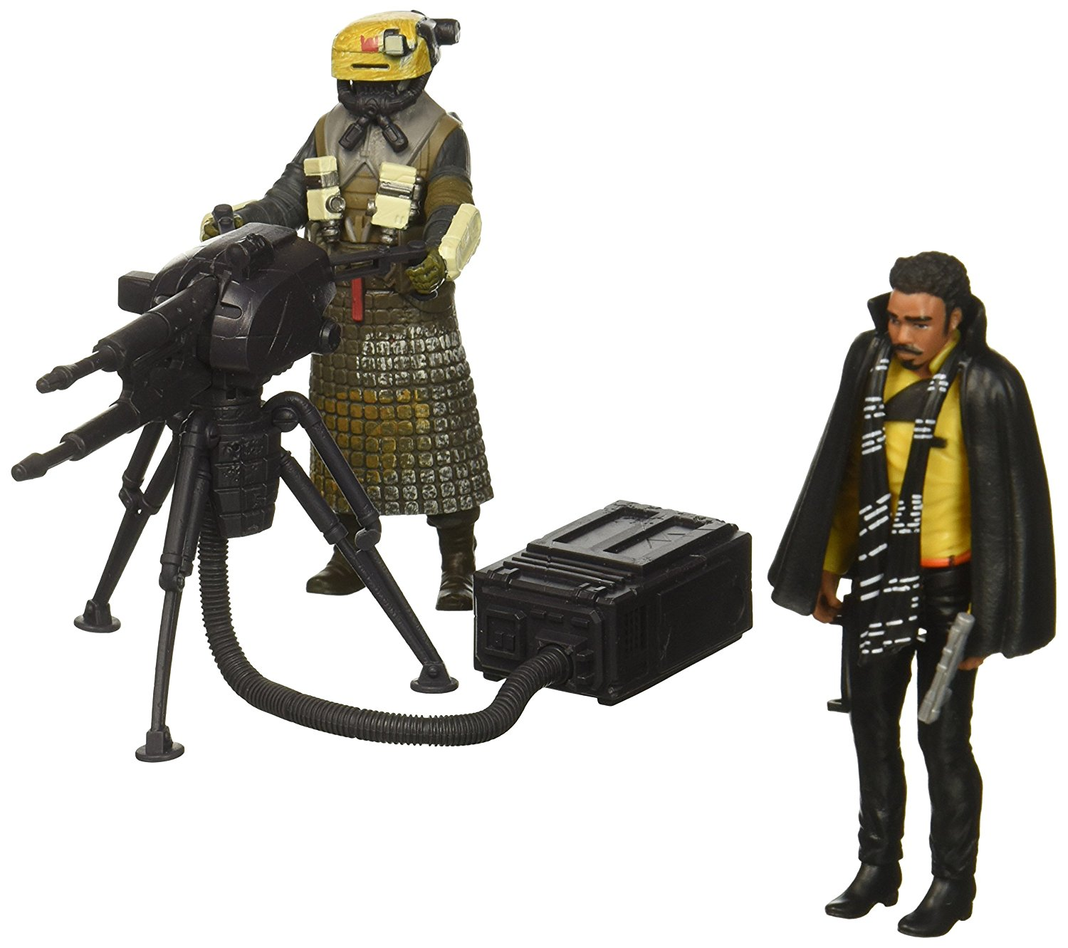 Solo: ASWS Lando Calrissian & Kessel Guard Figure 2-Pack 2