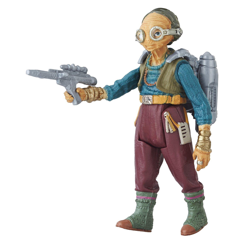 Solo: ASWS (TLJ) Force Link 2.0 Maz Kanata Figure 3