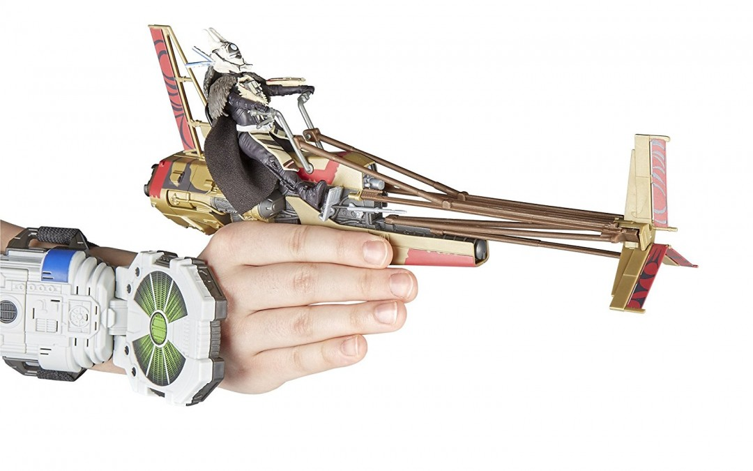 New Solo Movie Force Link 2.0 Enfys Nest's Swoop Bike Toy available on Amazon.com