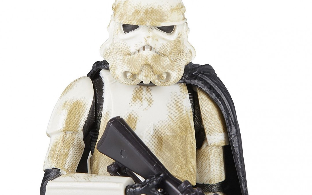 New Solo Movie Force Link 2.0 Imperial (Mimban) Stormtrooper Figure available on Amazon.com