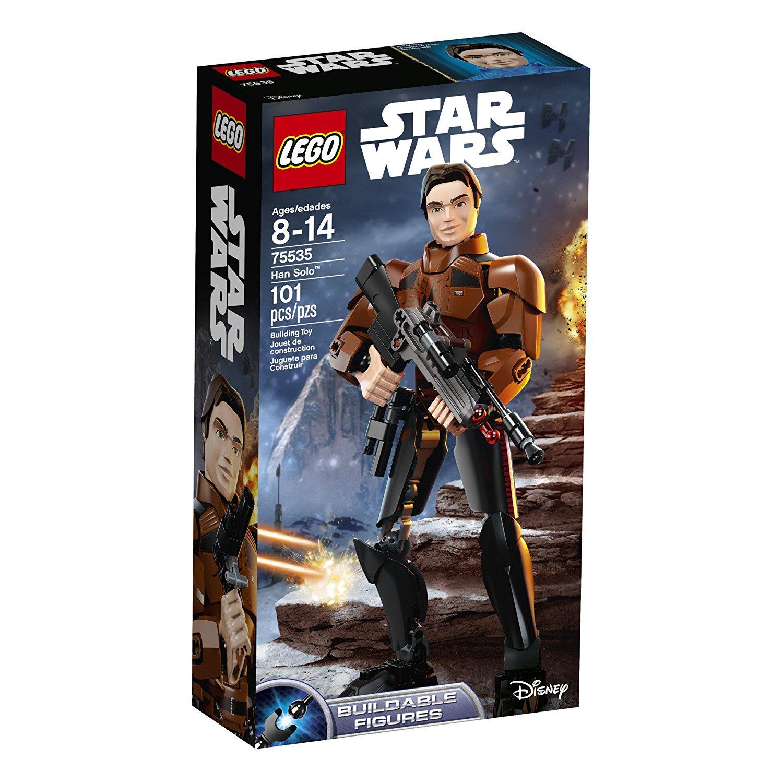 Lego Figures Toys : New solo movie lego buildable figures rundown