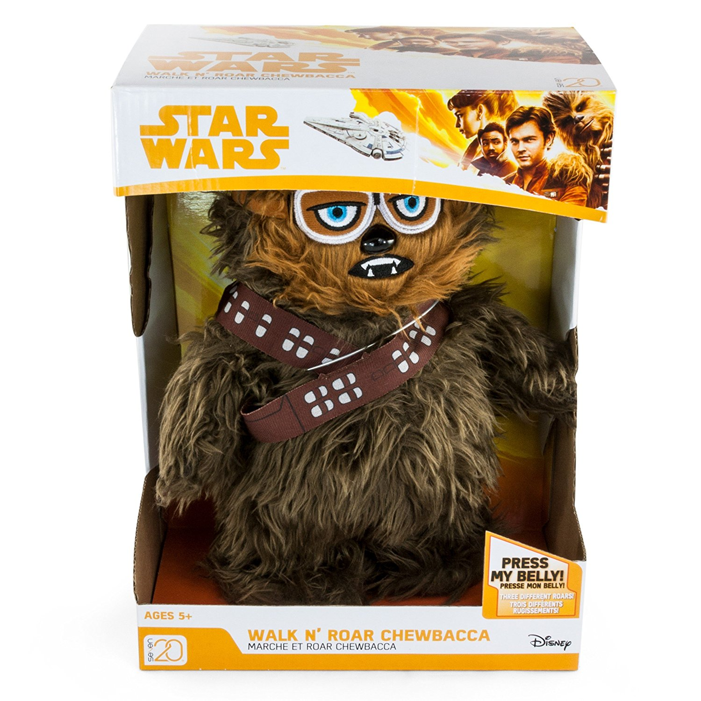 Solo: ASWS Walk N' Roar Chewbacca Plush Toy 1