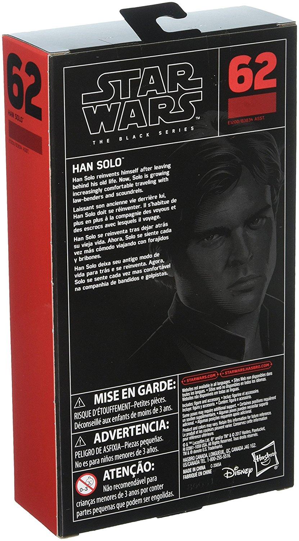 """Solo: ASWS BS 6"""" Han Solo Figure 2"""