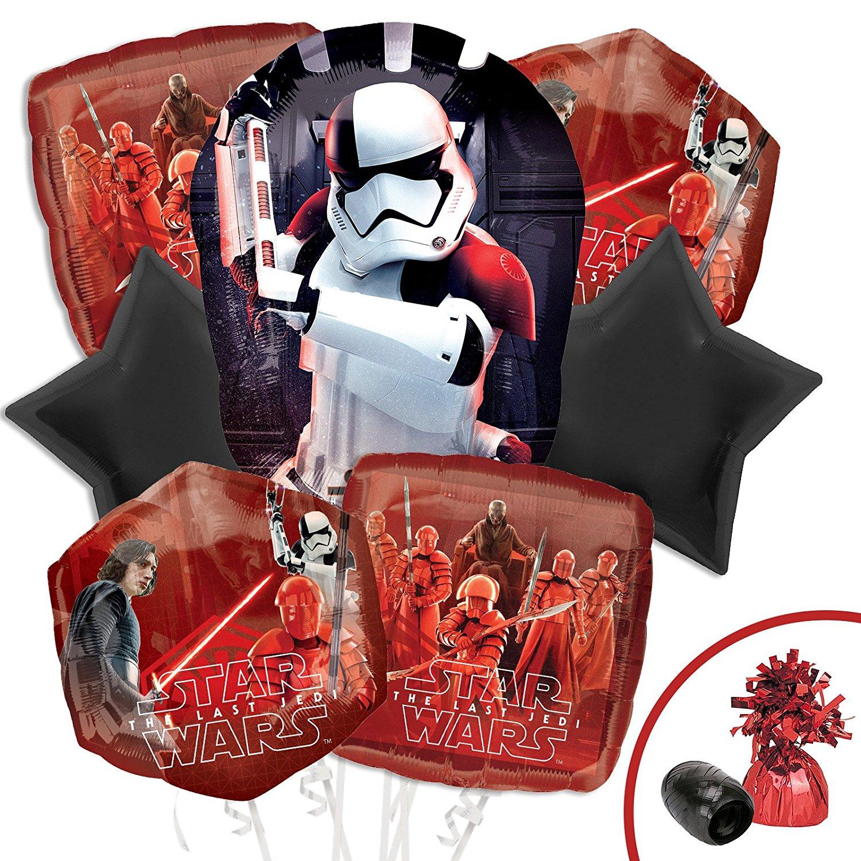 TLJ FO Deluxe Balloon Kit
