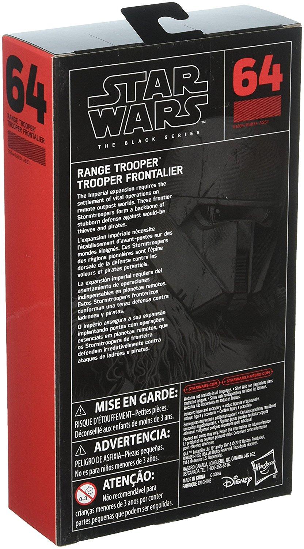 "Solo: ASWS 6"" BS Imperial Range Trooper Figure 2"