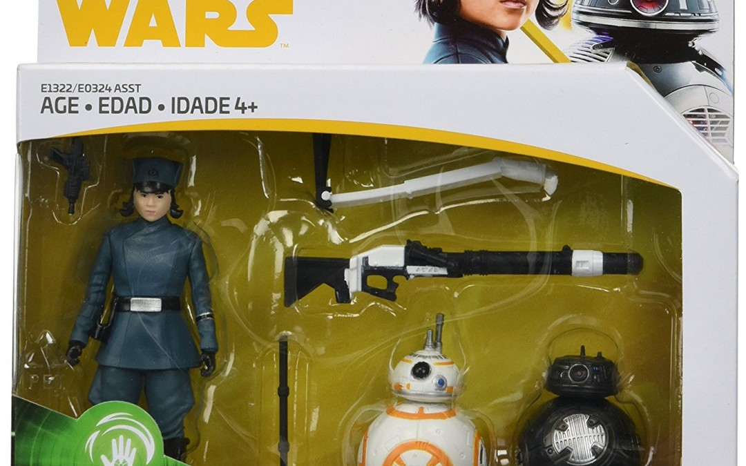 New Solo Movie Force Link 2.0 Figure 2-Pack Rundown!