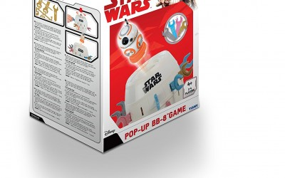 New Last Jedi Pop Up BB-8 Game available on Amazon.com