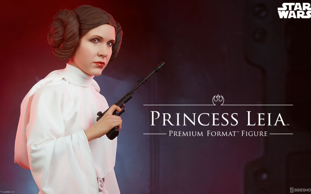 New A New Hope Princess Leia Premium Format Figure coming soon!