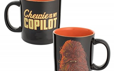 New Solo Movie Chewbacca Coffee Mug available on Amazon.com