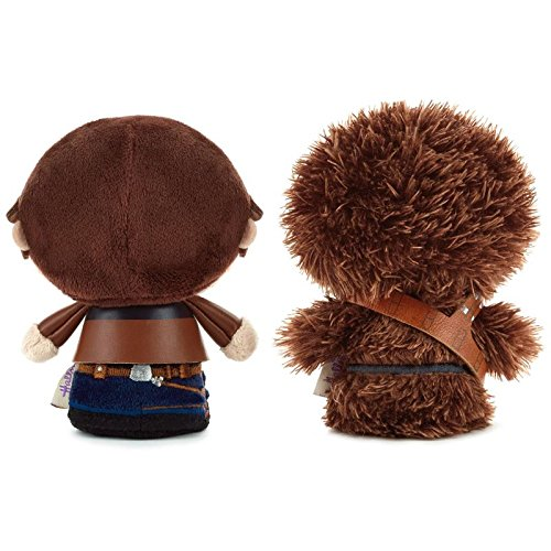 Solo: ASWS Han Solo and Chewbacca Itty Bittys 2-Pack 2