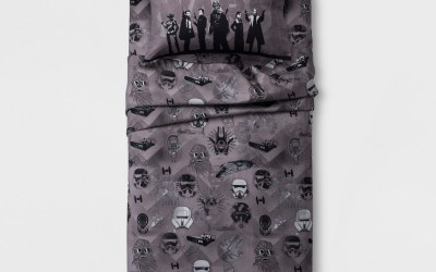 New Solo Movie Kessel Crew Queen Bed Sheet Set available on Amazon.com