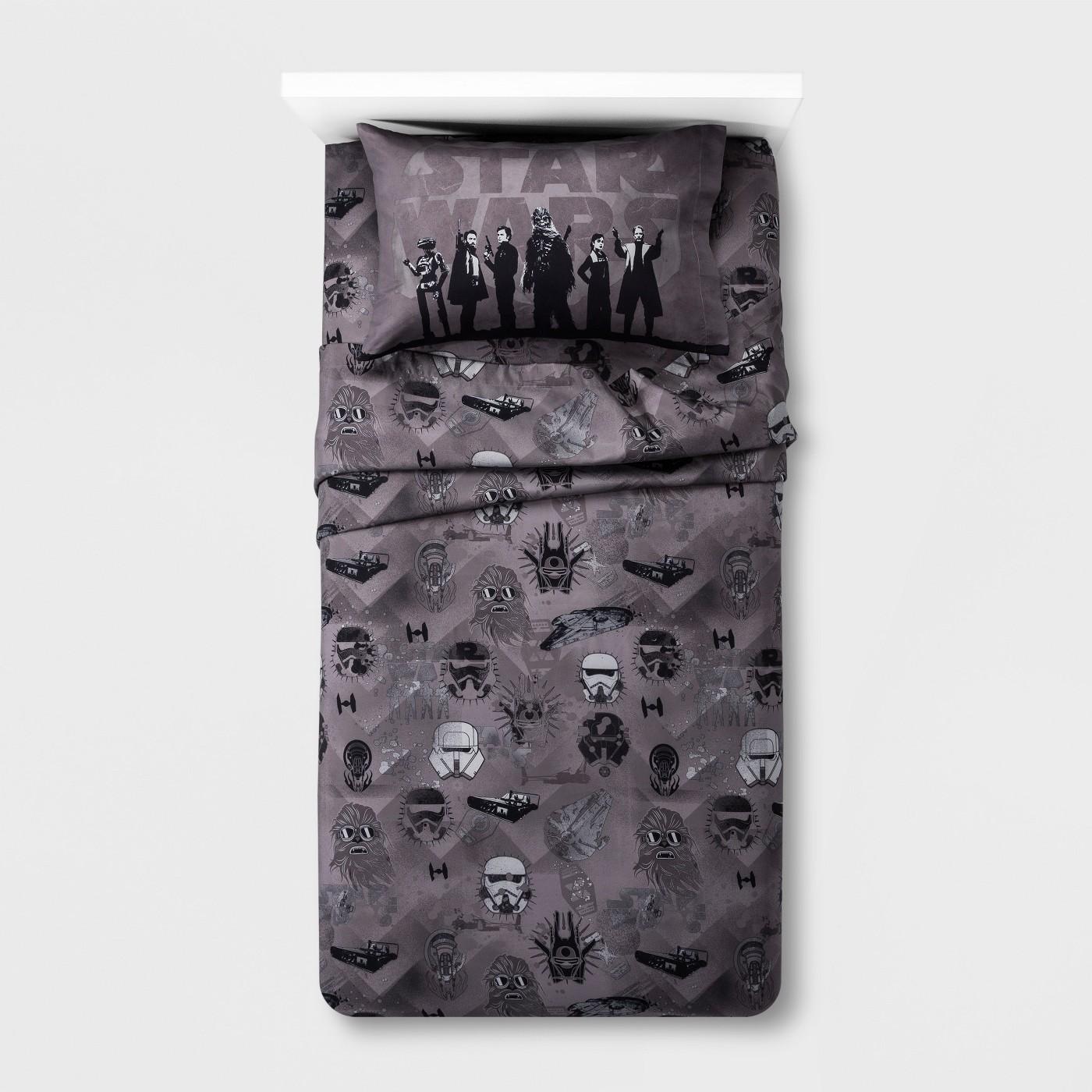 Solo: ASWS Kessel Crew Queen Bed Sheet Set 1