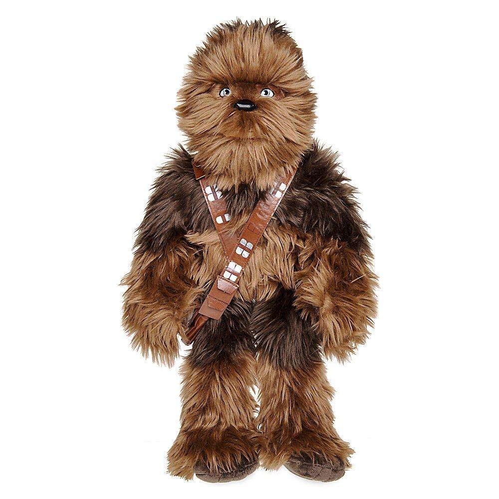 Solo: ASWS Chewbacca Medium Plush Toy 1