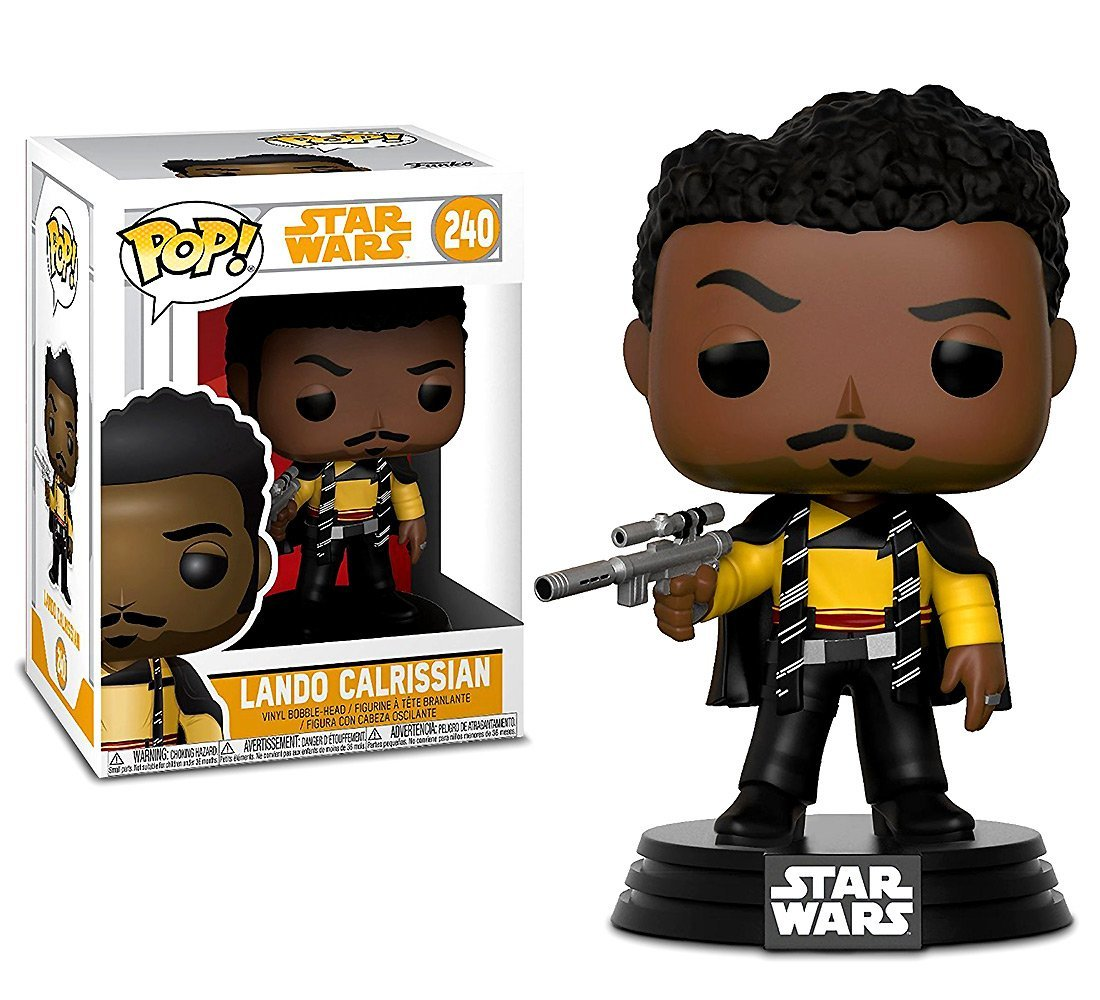 Solo: ASWS Chewbacca and Lando Calrissian FP BH Toy Bundle 2