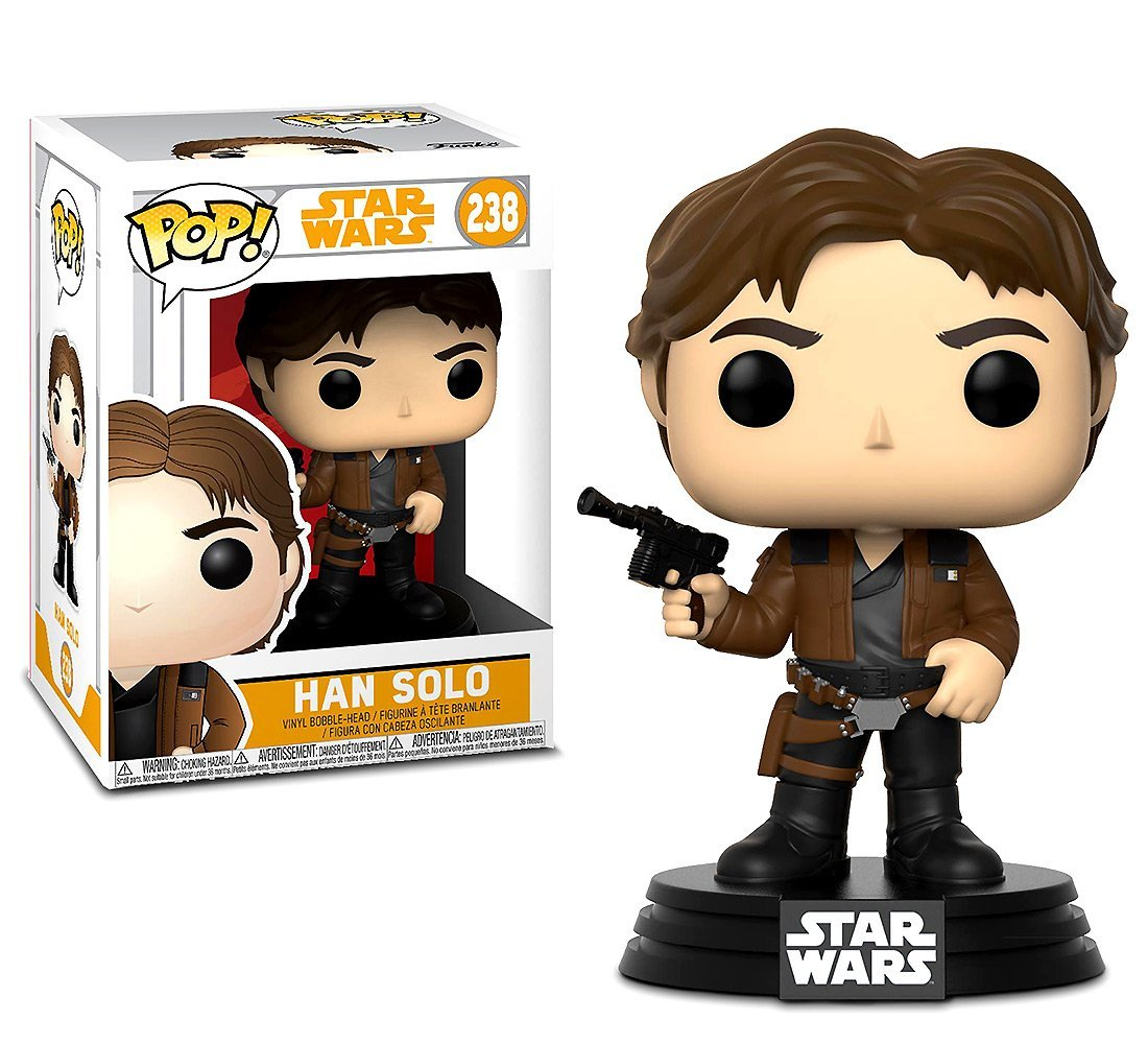 Solo: ASWS Han Solo and Rio Durant FP BH Toy Bundle 2