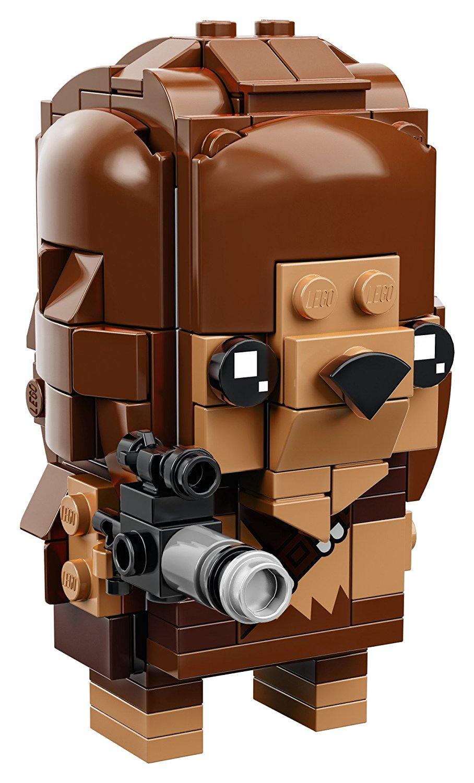 Solo: ASWS Chewbacca BrickHeadz Lego Set 3